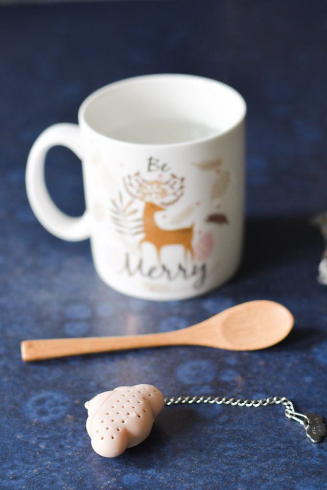 Tea time : Une tasse de thé et un petit nuage #MyLittleBox