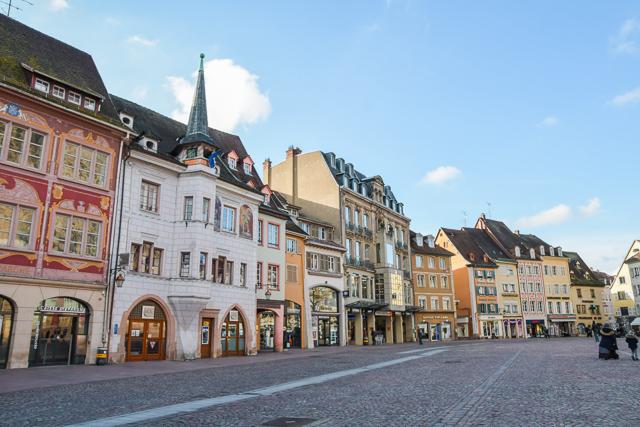 Mulhouse, ma ville - Blogueuse sur Birds & Bicycles, lifestyle et féminin