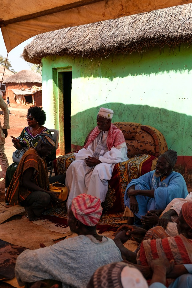 Ghana . Mbanaayili