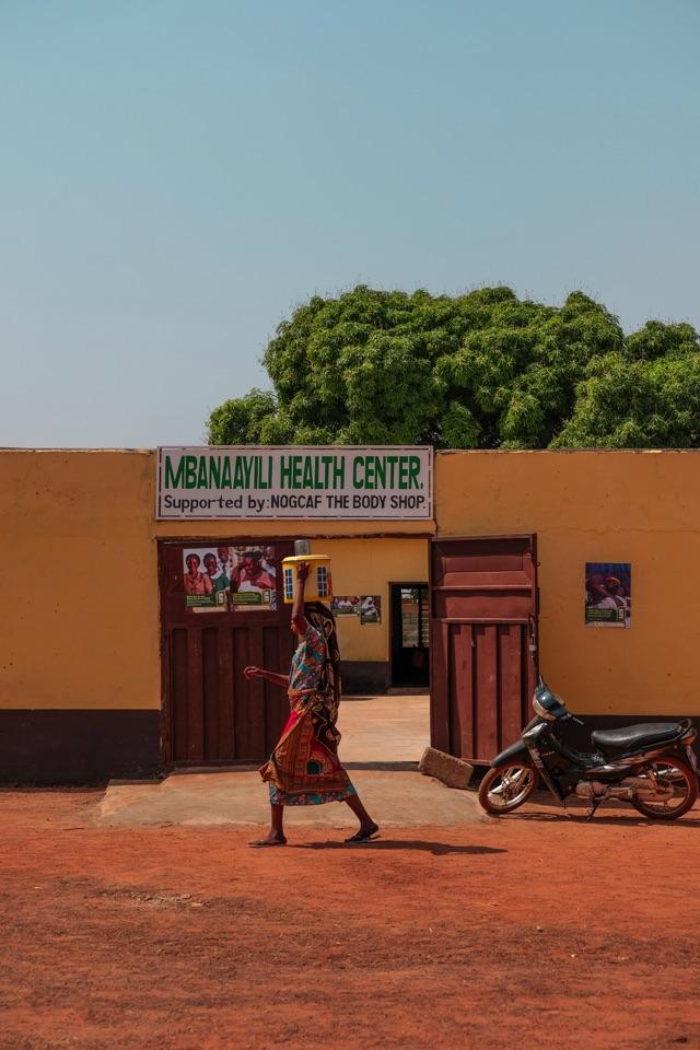 Centre médical - Nogcaf - autour de Tamale
