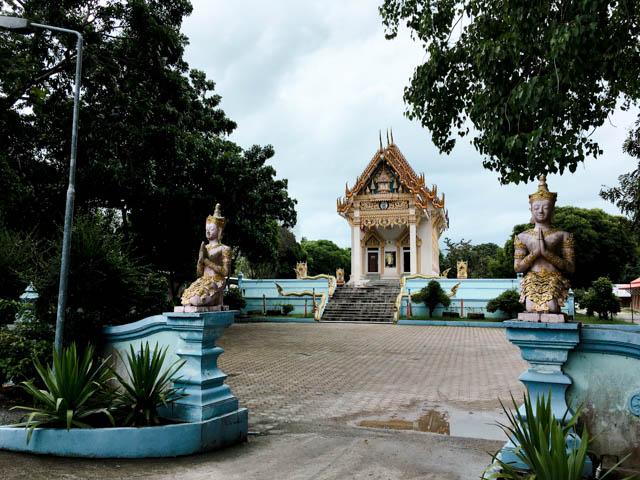 Mummified Monk Temple Koh Samui