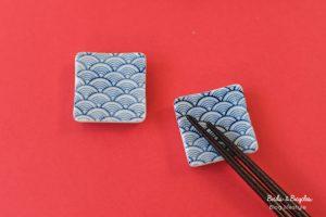 Souvenir du Japon: repose-baguettes