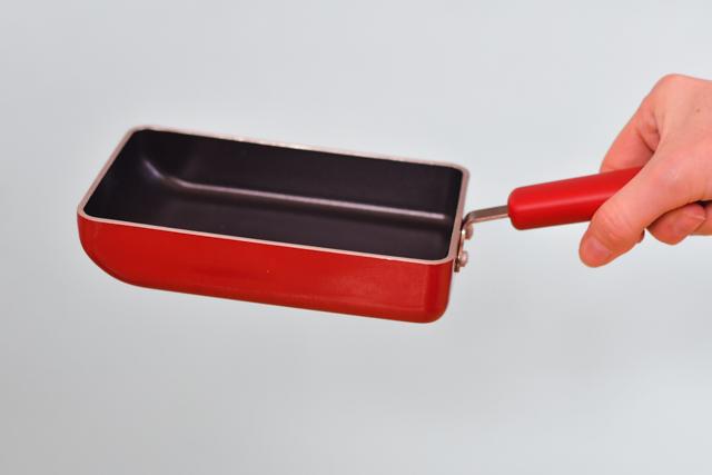 Poele rectangulaire japonaise - tamagoyaki
