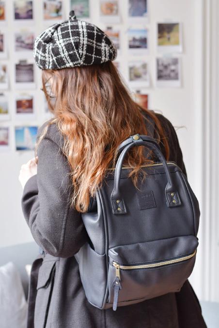 Shopping à Tokyo: mon sac à dos Anello ♡