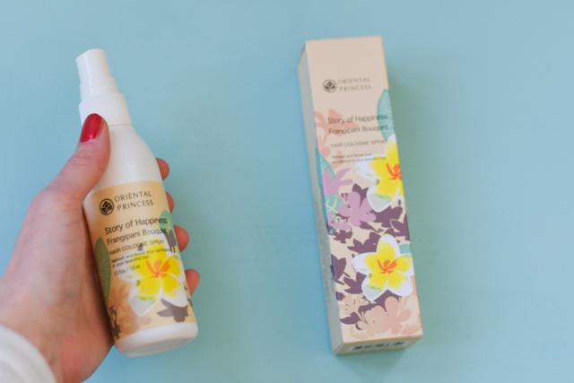 Oriental Princess - Spray pour cheveux