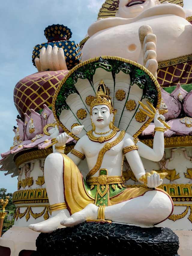 Wat Plai Laem à Koh Samui - Que voir à Koh Samui