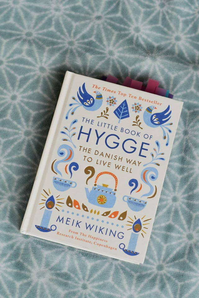 Art de vivre à la danoise: un livre sur les petits bonheurs saison après saison