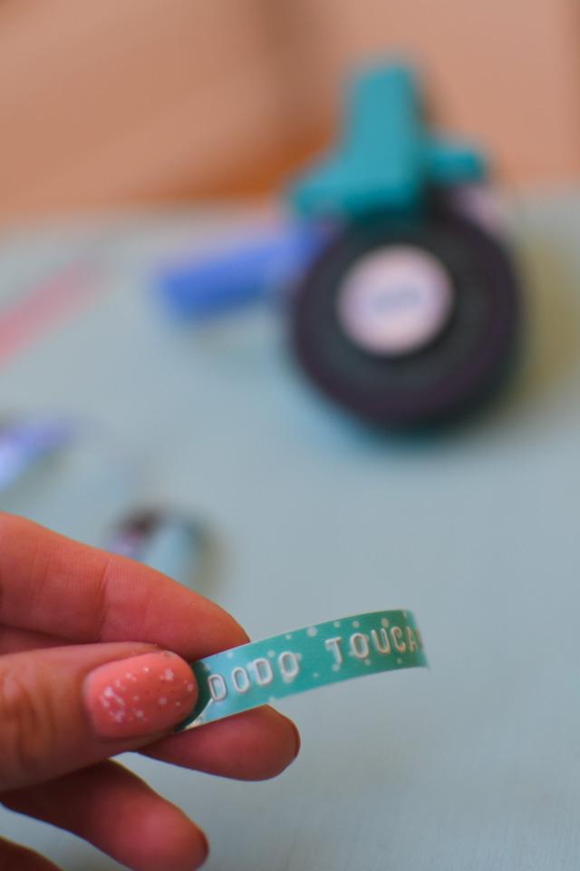 Must-have: l'étiqueteuse à mots pour scrapbooker