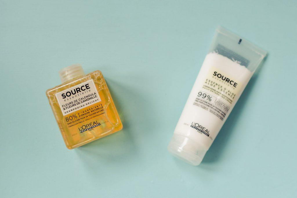 Sans silicones, Source Essentielle, un shampoing tout doux