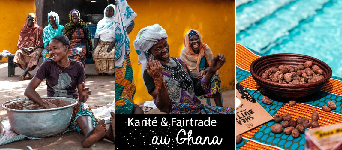 Karité au Ghana