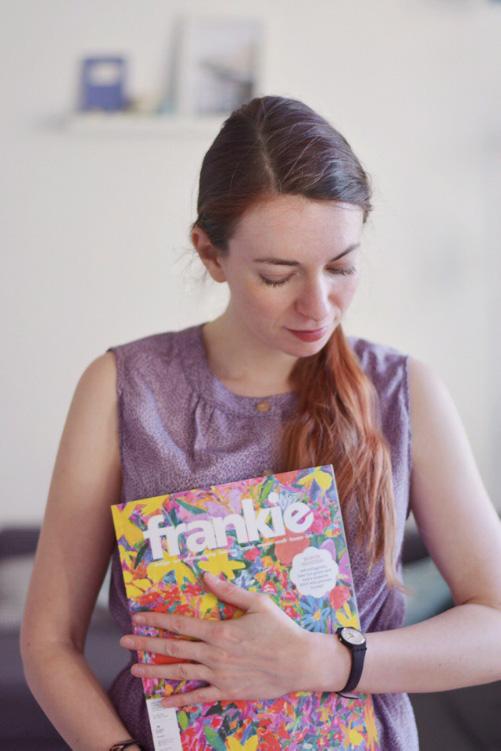 Je découvre enfin Frankie Magazine ♡ Coup de coeur