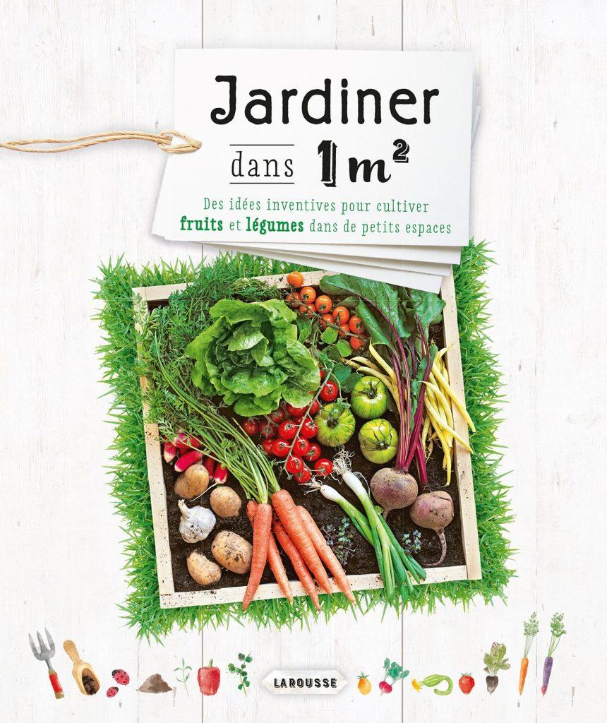 Livre jardinage pour les petits espaces