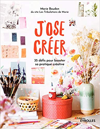 Wishlist livre blog créativité