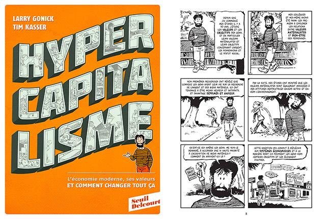 Notre société en BD: Hypercapitalisme
