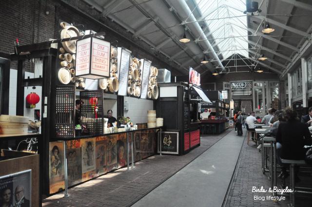 Foodhallen - incontournable à Amsterdam côté bonnes adresses!