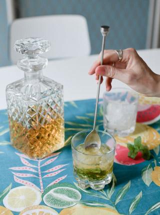 Recettes de cocktails pour l'été