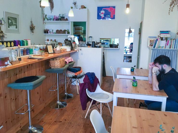 Cafe Herisson: bonne adresse à Kawaguchiko