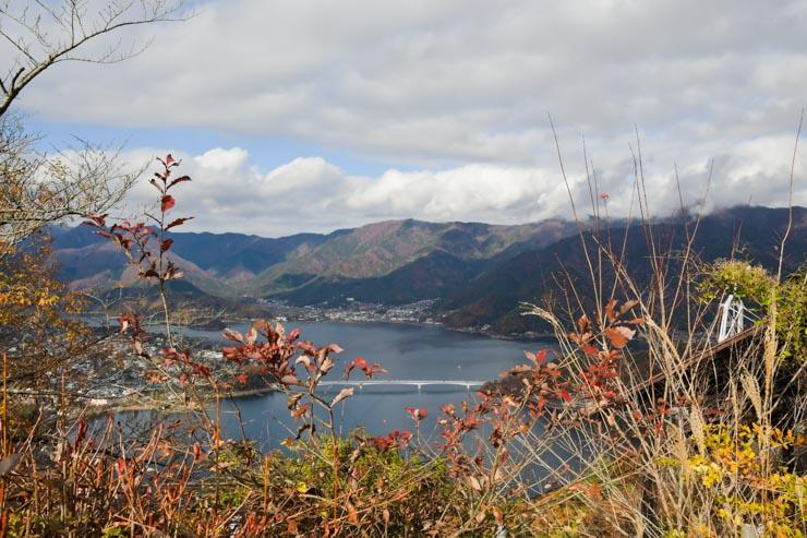 Sur le mont Kachi kachi à Kawaguchiko - voyage au Japon, que faire à Kawaguchiko