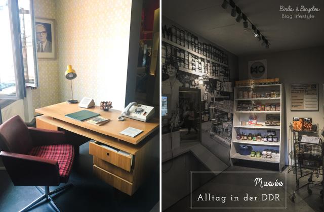 musée sur la vie dans la RDA situé à la Kulturbrauerei, « Alltag in der DDR »