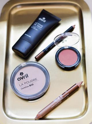 Test & Avis Avril make-up