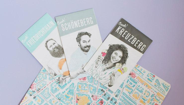 Bonnes adresses à Berlin: les cartes à rechercher
