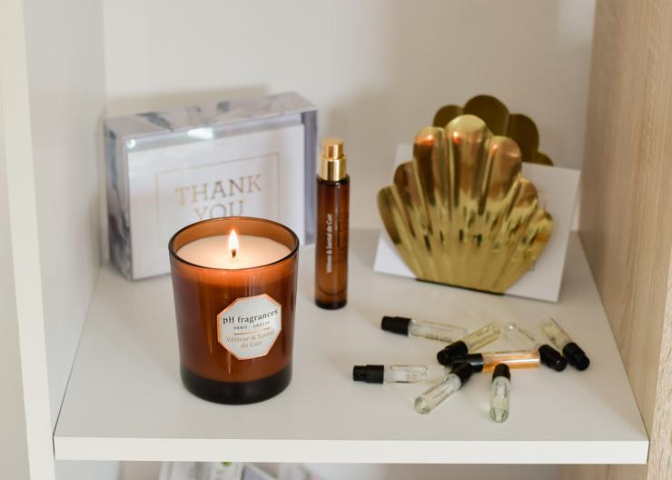 PH fragrances, un projet clean de parfums et produits parfumés pour la maison