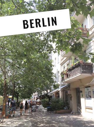Découvrir Berlin! Je vous guide dans cette ville übercool!