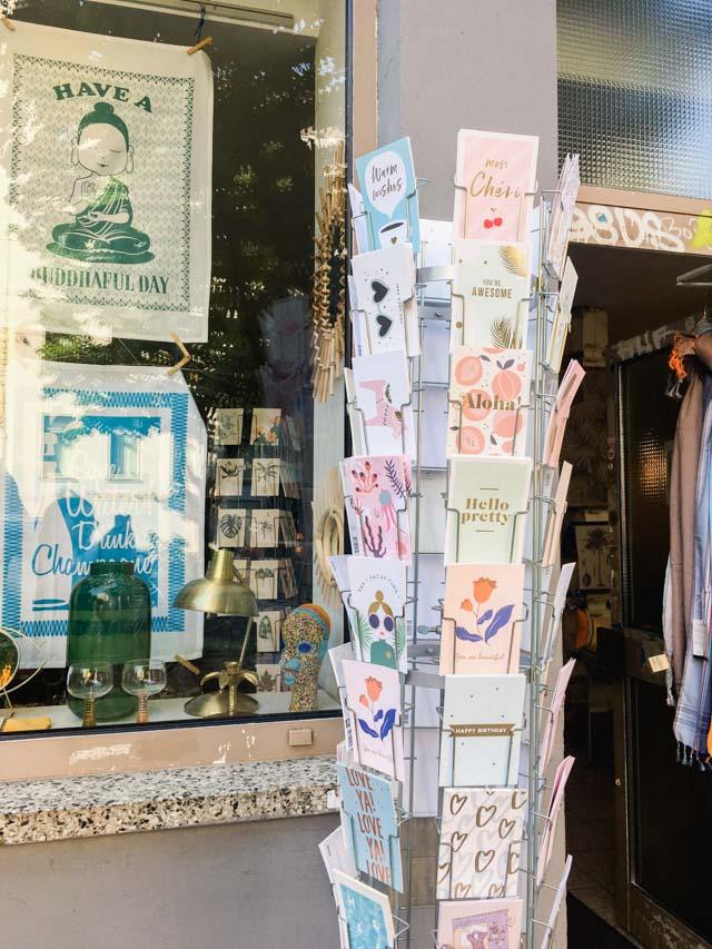Prenzlauer Berg: bonnes adresses et jolies boutiques de papeterie