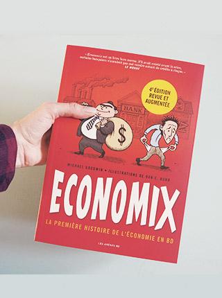 BD sur l'économie
