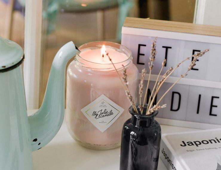 Bougie parfumée My Jolie Candle