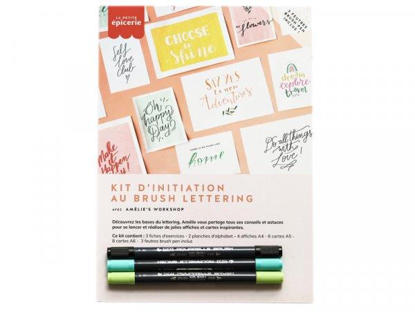 Mon avis sur le Kit de lettering de la Petite Epicerie