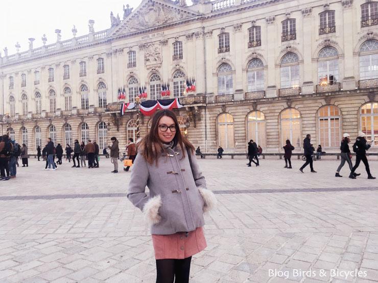 Birds & Bicycles: le blog sur la place Stanislas, retour à Nancy