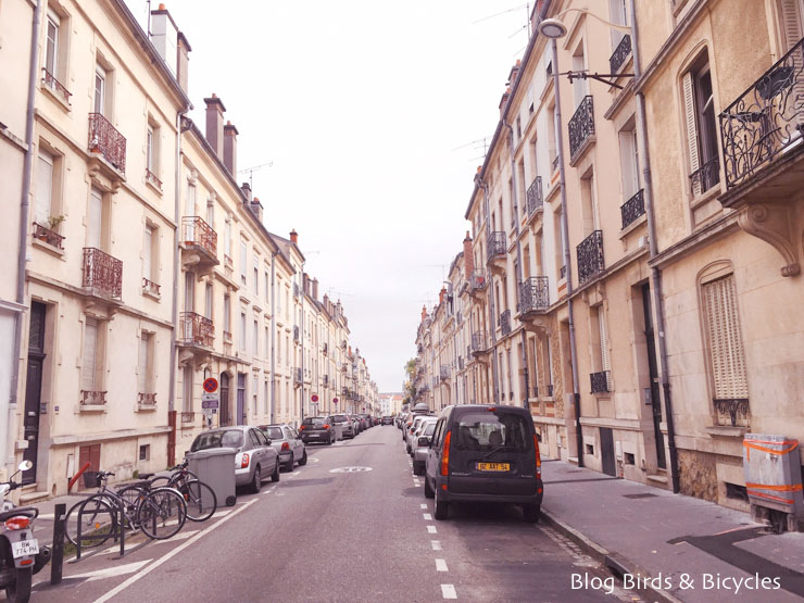 Nancy ville - Blog Birds & Bicycles