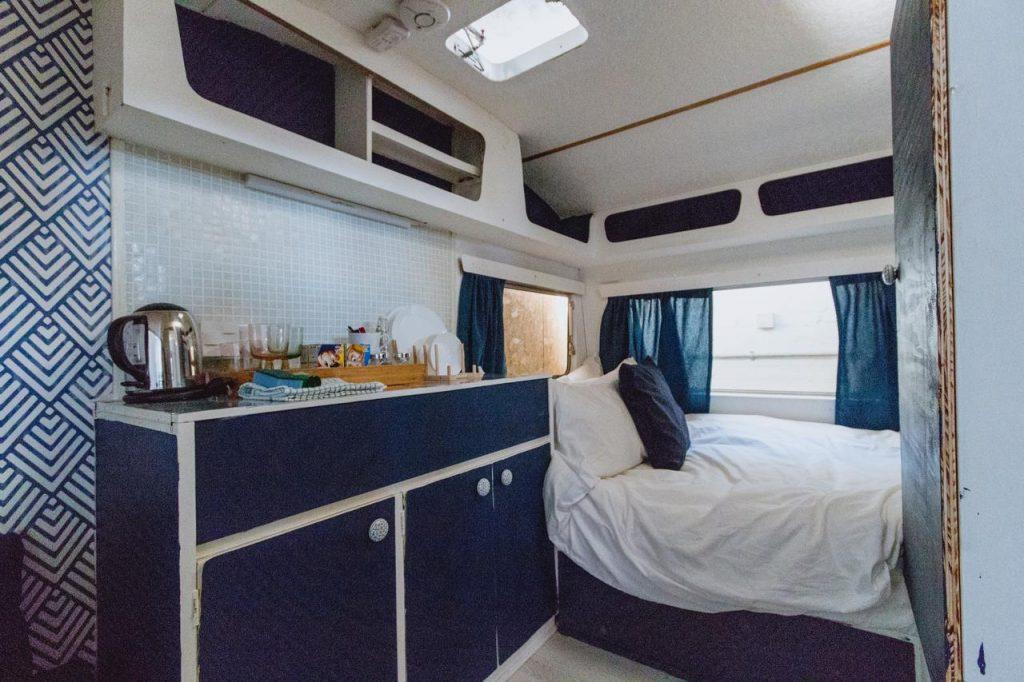 Caravane indoor à Bristol