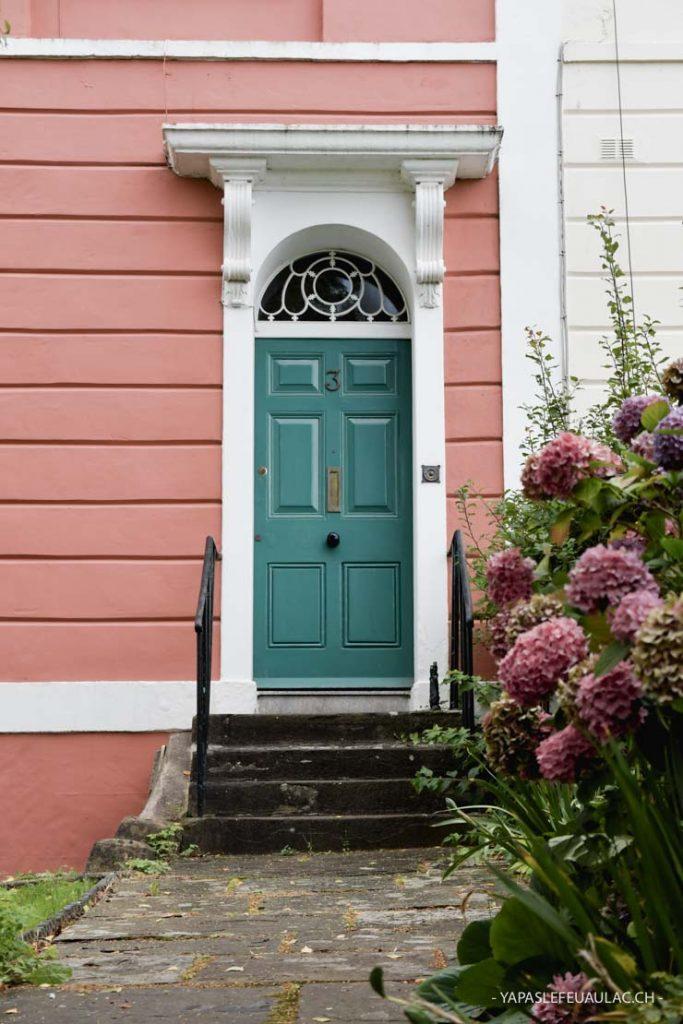 Les jolies portes d'Angleterre -  Bristol