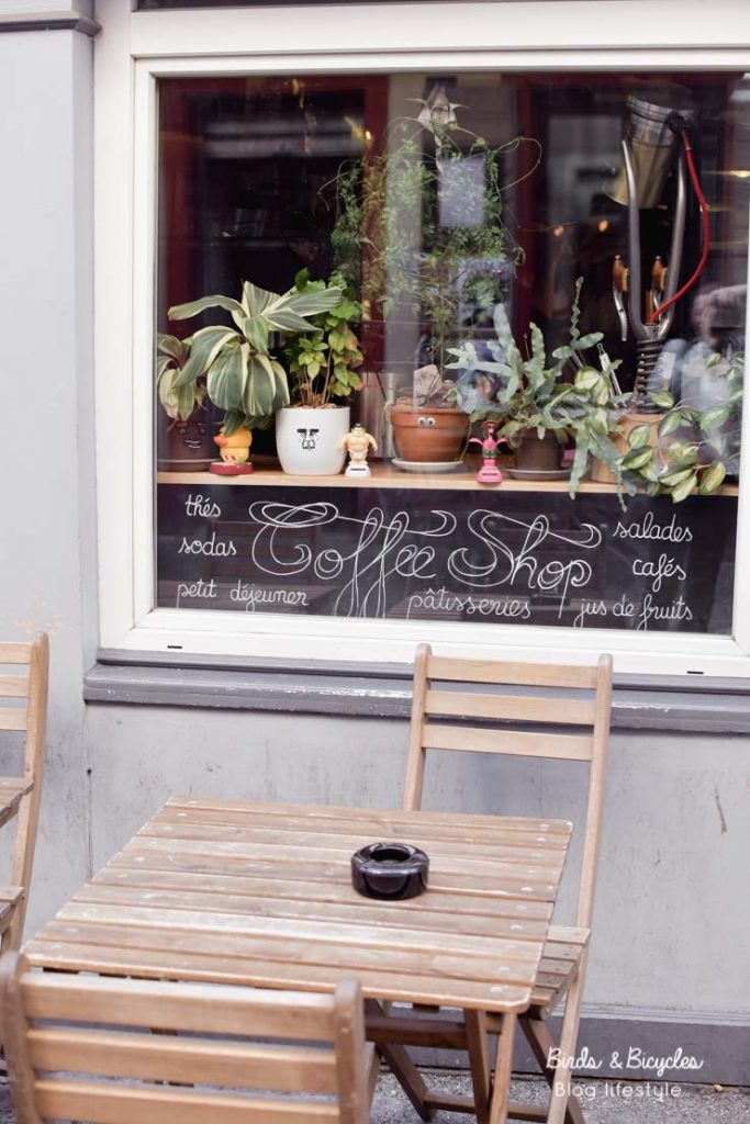 Bonnes adresses à Mulhouse - cafés favoris: chez Kohi, excellent coffee shop