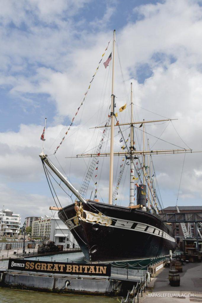 SS Great Britain - Bateau à visiter à Bristol - Que faire à Bristol