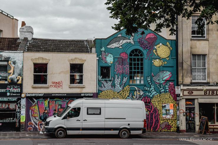 Stokes Croft - Street art