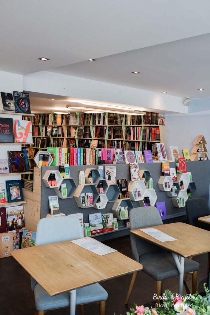 Librairie BD & café à Mulhouse: Tribulles Canal BD
