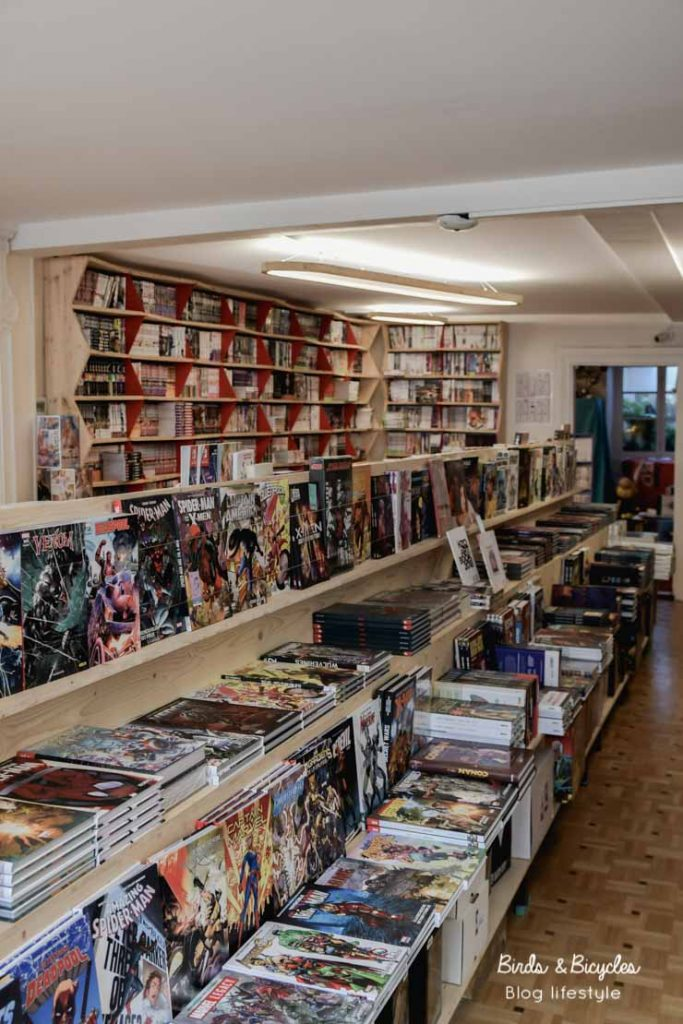 Mes librairies préférées à Mulhouse