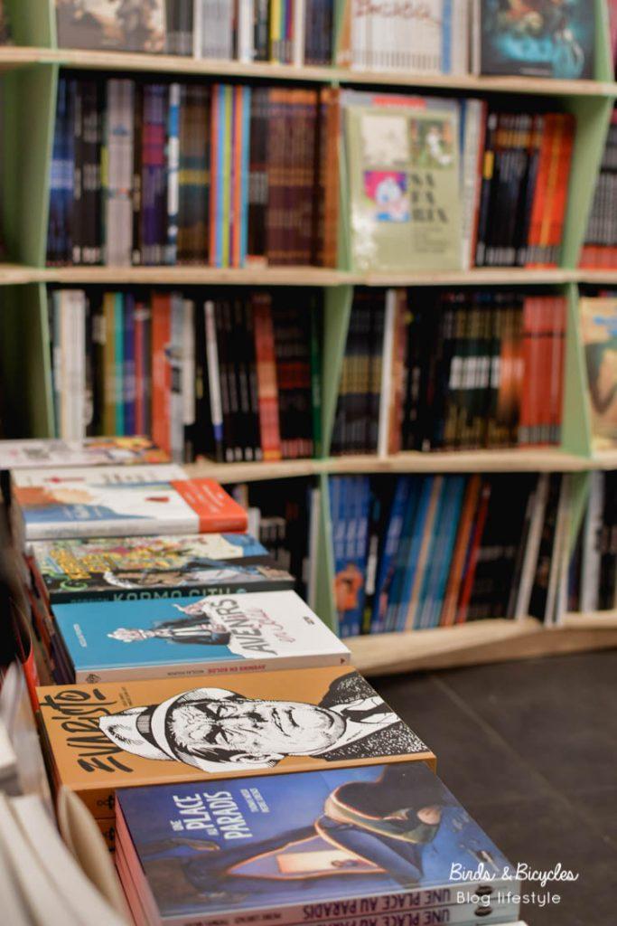 Librairie BD à Mulhouse: Tribulles Canal BD