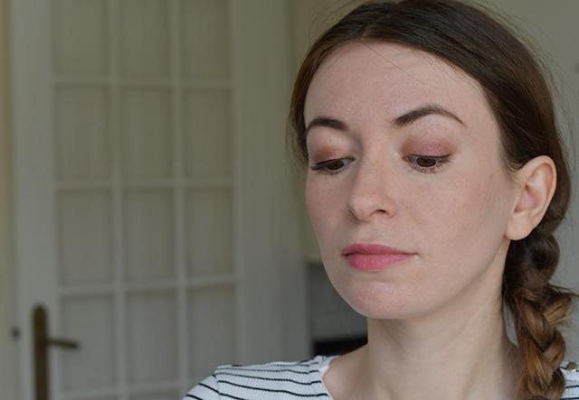 Maquillage bio Palette Miss W