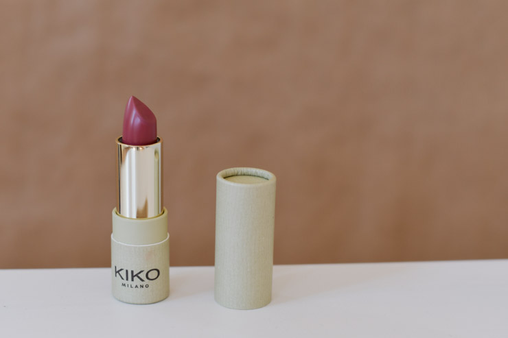 Test maquillage Kiko Green
