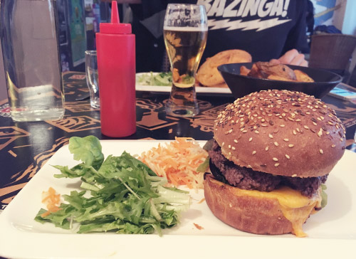 Où manger un burger à Mulhouse?
