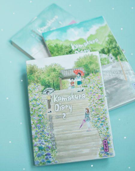 Kamakura diary avis série manga
