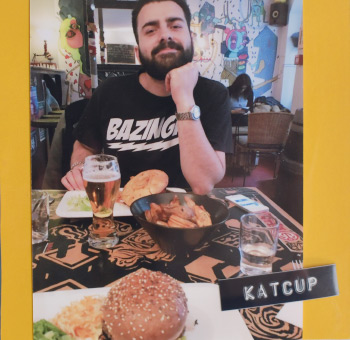 Katçup - Bar à Burgers excellent à Mulhouse