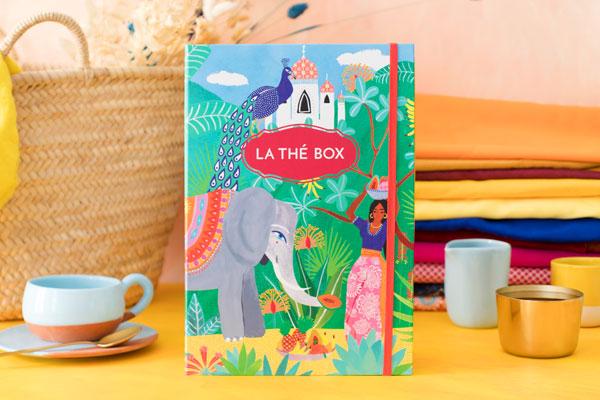 La box de thé : Thé Box