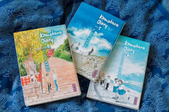 La suite de Kamakura Diary