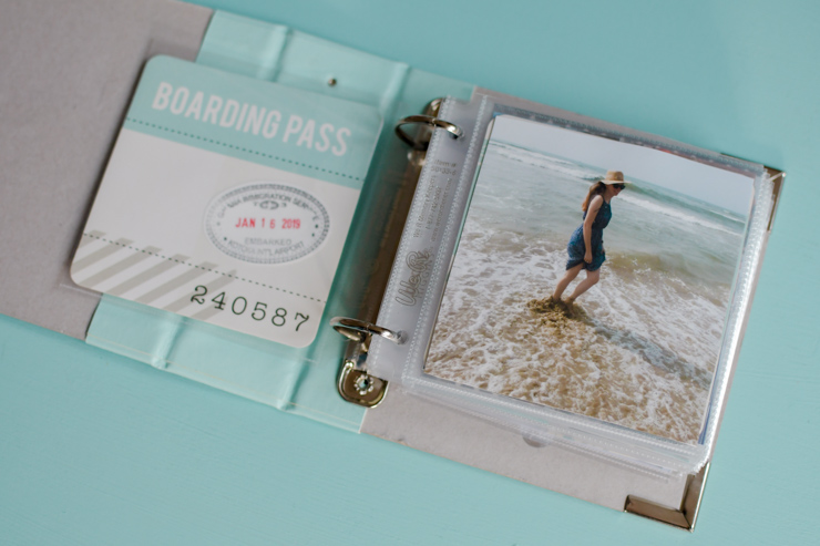 Scrapbooking France: documenter son quotidien dans un album Project Life