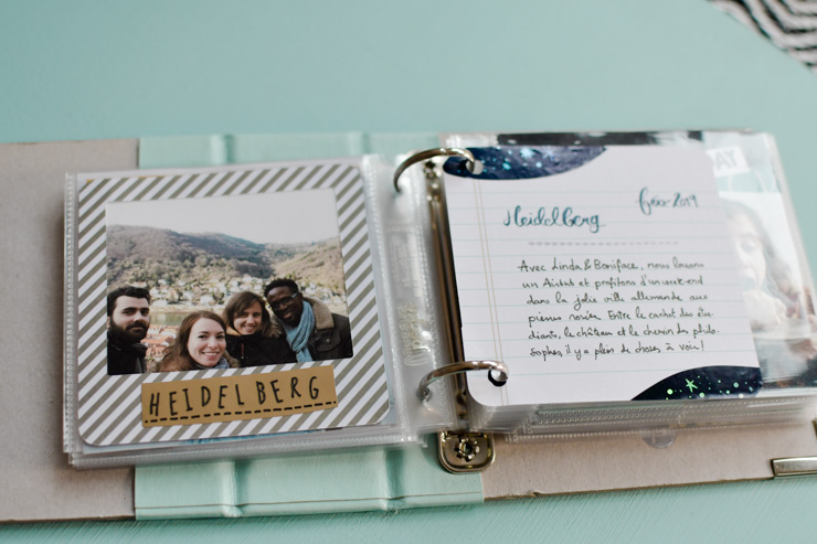 Project Life: album photo de souvenirs  -Scrap
